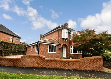 Thumbnail 3 bed semi-detached house for sale in Chestnut Avenue, Willerby, East Riding Of Yorkshire