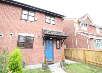 Thumbnail 3 bed end terrace house to rent in Cae Nant Goch, Caerphilly