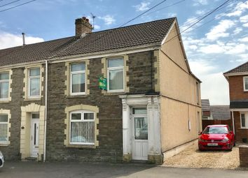 Thumbnail 2 bedroom end terrace house for sale in Loughor Road, Gorseinon, Swansea
