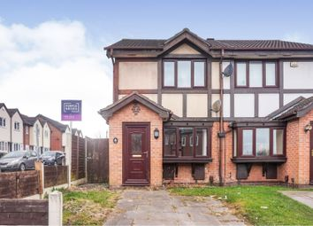 Thumbnail 2 bed end terrace house for sale in Presto Street, Bolton