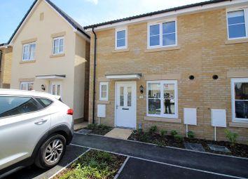 Thumbnail 3 bed semi-detached house to rent in Heol Bevan, Brackla, Bridgend.