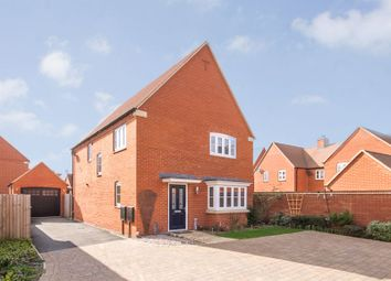 Thumbnail 4 bed detached house for sale in Bianca Close, Brackley