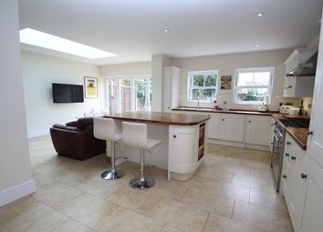 Thumbnail 4 bed semi-detached house for sale in Temple Road, Stowmarket