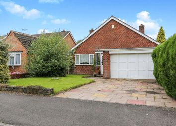 Thumbnail 3 bedroom detached bungalow for sale in Monastery Drive, Solihull