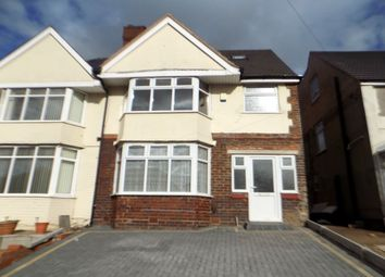 5 bed semi-detached house for sale in Flaxley Road, Stechford, Birmingham B33