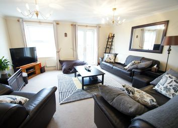 Thumbnail 4 bedroom town house for sale in Beaufort Square, Splott, Cardiff