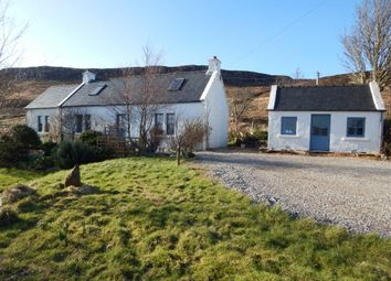 Thumbnail 4 bed detached house for sale in Achnahanaid, Braes, Portree, Isle Of Skye