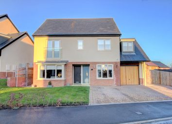 Thumbnail 4 bed detached house for sale in Montagu Avenue, Warkworth, Morpeth