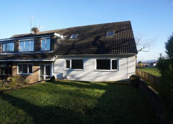 Thumbnail 4 bedroom semi-detached house to rent in Hacking Close, Langho