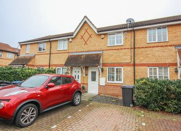 Thumbnail 2 bed terraced house for sale in Coalport Close, Church Langley, Harlow