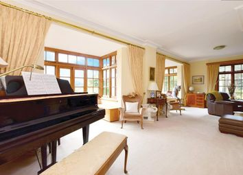 Thumbnail 6 bed detached house for sale in Sene Park, Hythe, Kent