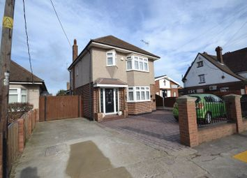 Thumbnail 4 bed detached house for sale in Corringham Road, Corringham, Stanford-Le-Hope