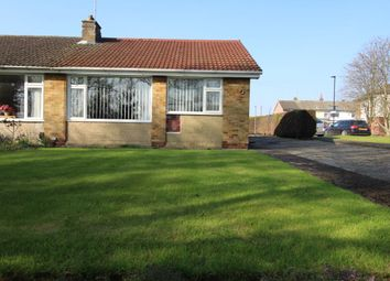 Thumbnail 2 bed bungalow for sale in Allanson Grove, York
