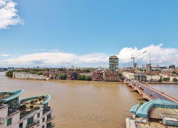 Thumbnail 3 bed flat to rent in Bridge House, St George Wharf, Vauxhall