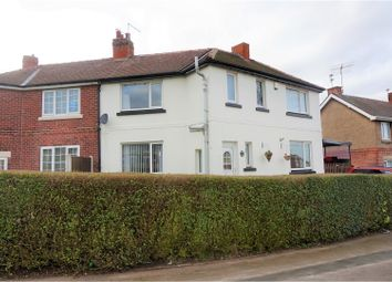 Thumbnail 3 bed semi-detached house for sale in Gorselands Avenue, Worksop