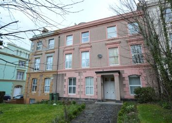 Thumbnail 1 bed flat for sale in Torrington Court, North Road East, Plymouth, Devon