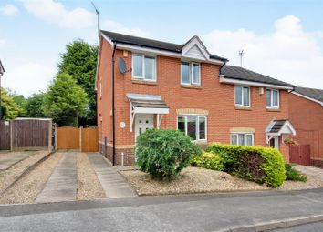 Thumbnail 3 bed semi-detached house for sale in Beeston Close, Bestwood Village, Nottingham