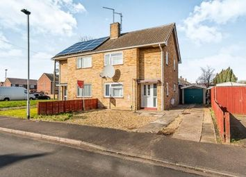 Thumbnail 3 bedroom semi-detached house for sale in Campion Road, Dogsthorpe, Peterborough, Cambridgeshire