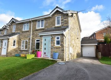 Thumbnail 3 bed semi-detached house for sale in Caltha Drive, Lower Darwen, Darwen
