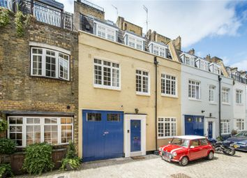 Thumbnail 3 bed mews house for sale in St. George's Square Mews, London