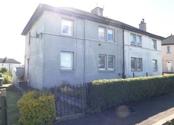 Thumbnail 1 bed flat to rent in Cardell Drive, Paisley