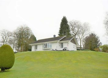 Thumbnail 2 bed detached bungalow for sale in Bungalow 1, Plas Talgarth, Pennal, Machynlleth