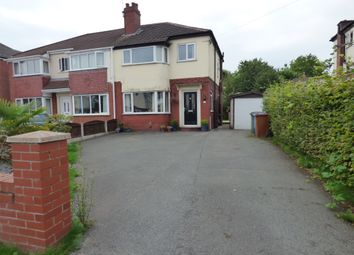 Thumbnail 3 bed semi-detached house to rent in Villdale Avenue, Offerton, Stockport