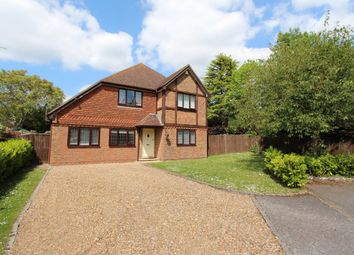 Thumbnail 4 bedroom detached house for sale in Walnut Grove, Banstead