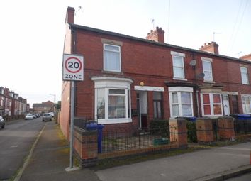 Thumbnail 2 bed end terrace house to rent in East Lane, Stainforth, Doncaster