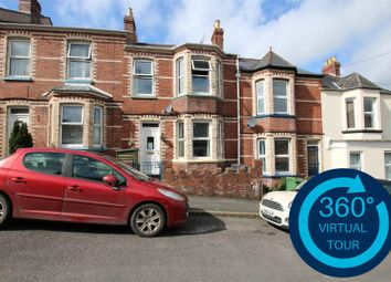 Thumbnail 3 bed terraced house for sale in Elton Road, Mount Pleasant, Exeter