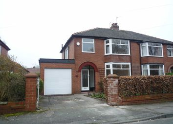 Thumbnail 3 bedroom semi-detached house to rent in Duchy Avenue, Off Broadway, Worsley
