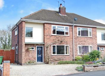Thumbnail 4 bedroom semi-detached house to rent in Woodland Road, Kenilworth