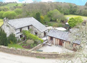 Thumbnail 3 bed barn conversion for sale in Trewen, Launceston