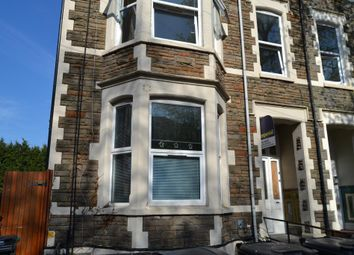 2 bed flat to rent in 28, Richmond Road, Roath, Cardiff, South Wales CF24