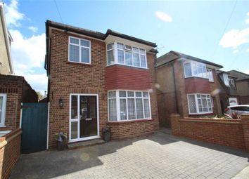 Thumbnail 3 bed property for sale in Pynchester Close, Ickenham, Uxbridge