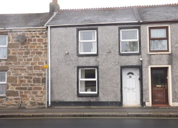 Thumbnail 2 bed terraced house for sale in Wesley Street, Camborne