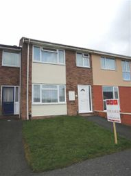 Thumbnail 3 bed terraced house for sale in 11, Brimmon Close, Newtown, Powys