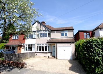 Thumbnail 3 bed semi-detached house for sale in Mornington Avenue, Bromley, Kent
