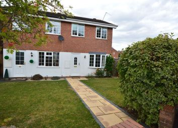 Thumbnail 2 bedroom semi-detached house to rent in Nash Avenue, Perton, Wolverhampton