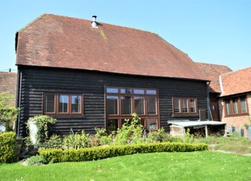 Thumbnail 3 bed barn conversion for sale in Stonegate Court, Stonegate
