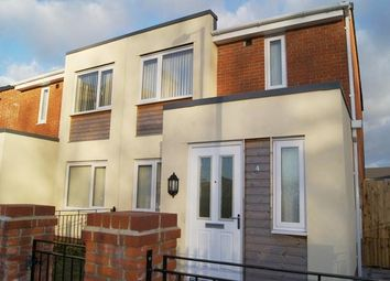 Thumbnail 3 bedroom link-detached house to rent in Carmen Walk, Edge Hill, Liverpool