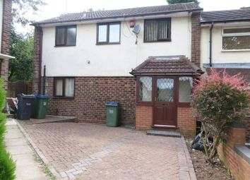 Thumbnail 3 bed end terrace house for sale in Pitfields Road, Oldbury