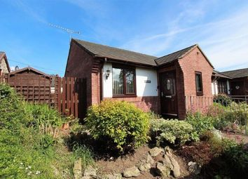Thumbnail 2 bed bungalow for sale in Llys Y Castell, Llanfair Road, Ruthin, Denbighshire