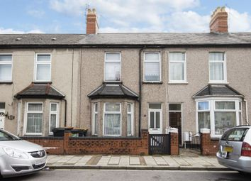 Thumbnail 3 bed terraced house for sale in Walsall Street, Newport