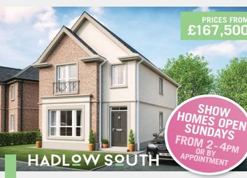 Thumbnail 3 bedroom detached house for sale in Hadlow, High Bangor Road, Donaghadee