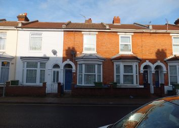 Thumbnail 3 bed terraced house to rent in Jessie Road, Southsea