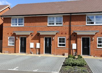 Thumbnail 2 bed terraced house for sale in Smock Hill Road, Felixstowe