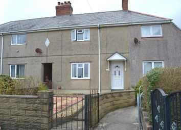 Thumbnail 2 bed terraced house for sale in Townhill Gardens, Cockett, Swansea