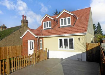 Thumbnail 4 bed detached bungalow for sale in Nursery Road, Rainham, Kent