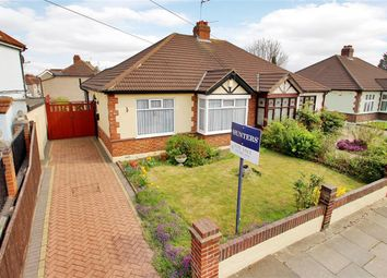 Thumbnail 3 bedroom semi-detached bungalow for sale in Leechcroft Avenue, Sidcup, Kent